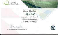 Svorník diplom