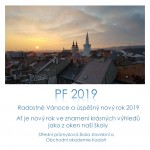 Fotografie Kadaň PF 2019